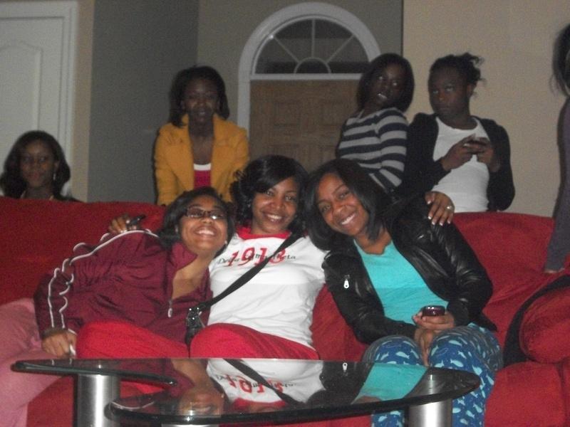 2011 SLUMBER PARTY